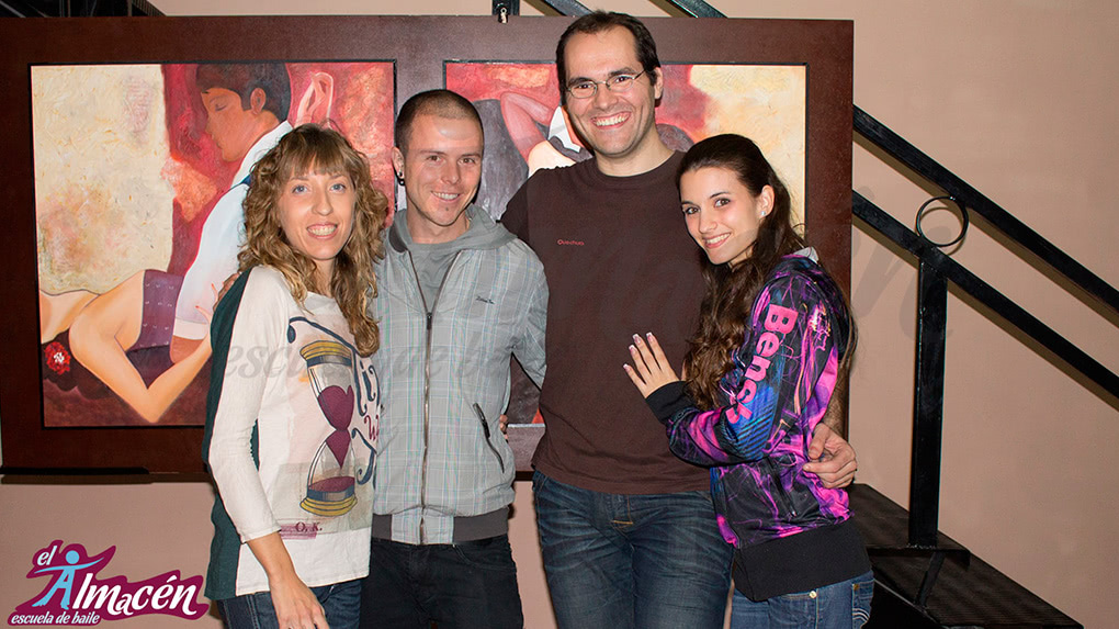 I Masterclass Bachata Sensual con Toni y Lara.