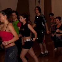 I Masterclass Pasos Libres de Salsa con Sabrina Kacheroff