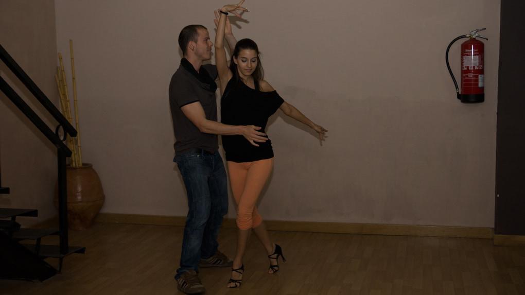 II Masterclass de Bachata Sensual con Toni y Lara