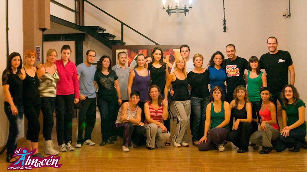 II Masterclass de Pasos Libres de Salsa con Sabrina Kacheroff