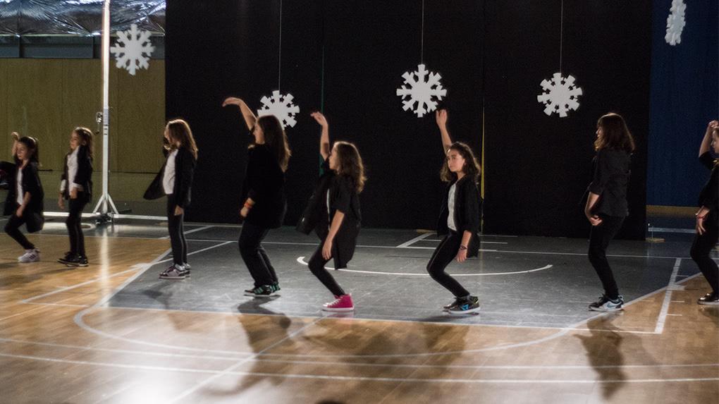 Exhibición de Baile moderno infantil y Hip Hop en Utebo