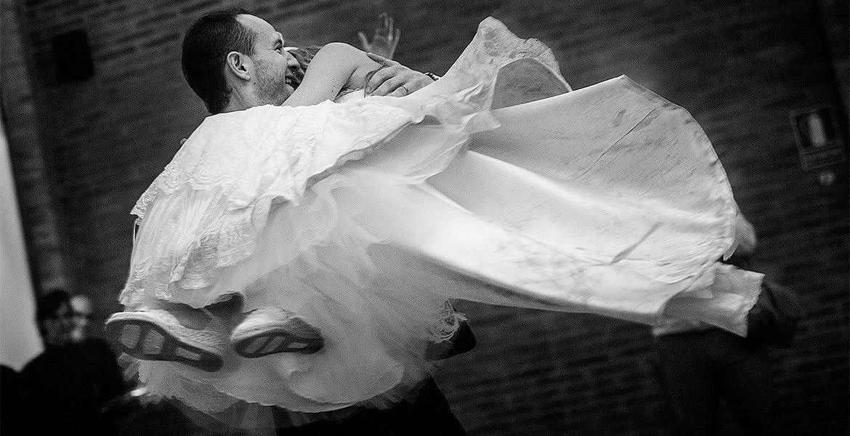 Baile de Boda de Oscar y Estela. Escuela de Baile el Almacen