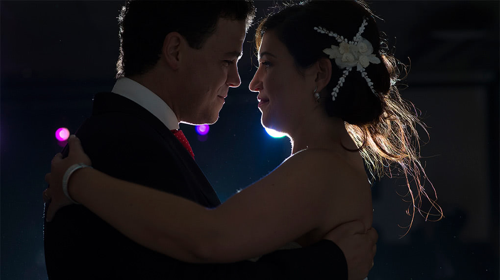 Baile Novios de Javier y Estela. Escuela de Baile el Almacén