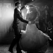 Baile Nupcial de Oscar y Estela. Escuela de Baile el Almacén