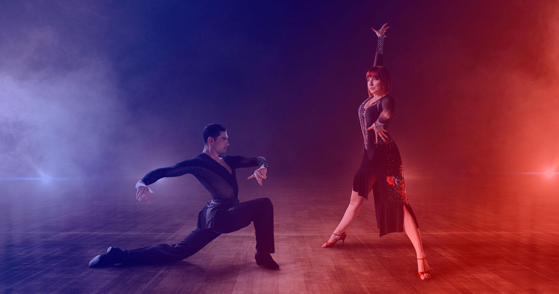 Curso de Bailes de Salón: Vals, Pasodoble, Cha cha, Bolero,...