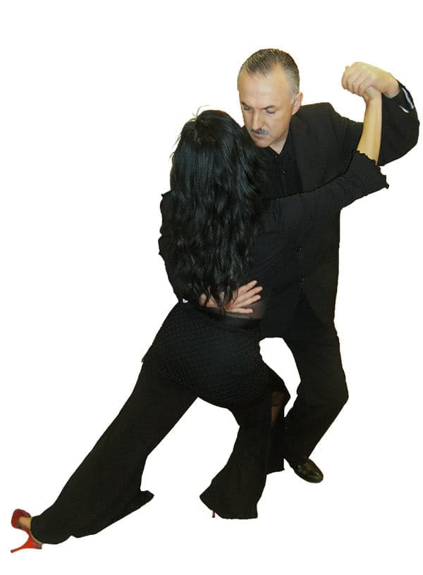Curso de Tango Argentino: Milonga, milonga con traspiés, Vals argentino o criollo.