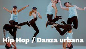 Clases de Hip hop / Funky / House / Dance Hall