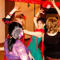 Feria de Abril en Escuela de Baile el Almacén