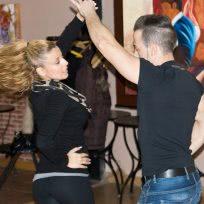 Masterclass salsa Txiqui Bastida y Erica Ponce
