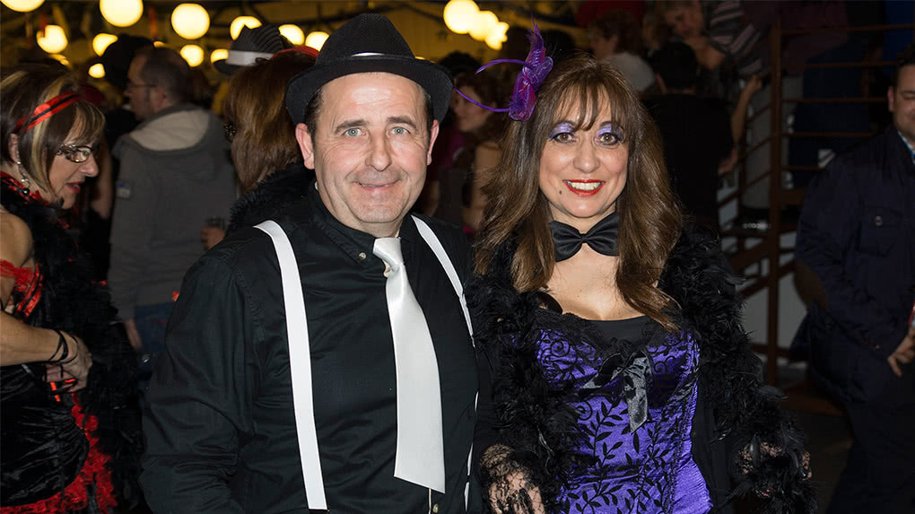 Fiesta de Carnaval 2014