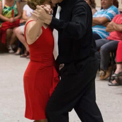 Profesor Tango argentino