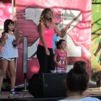Masterclass de Baile Fitness en Gallocanta por Escuela de Baile el Almacén