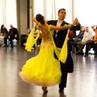 4ºCampeonato de Aragón de Bailes de Salón