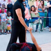 Exhibición de Bailes de Salón de la Escuela de Baile el Almacén