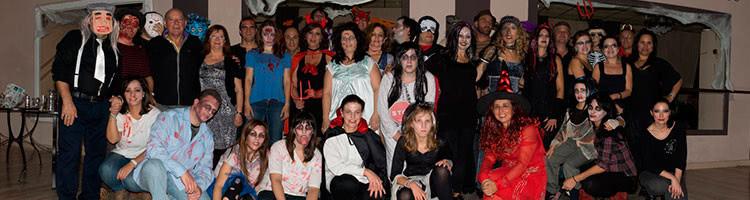 Fiesta de Baile en Halloween en escuela de Baile el Almacén