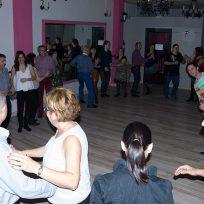 Cena de Navidad 2014 en Escuela de Baile el Almacén