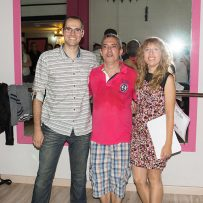 Entrega de Diplomas. Escuela de Baile el Almacén en Zaragoza