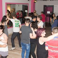 Cena fin de curso 2015. Escuela de Baile el Almacén Zaragoza