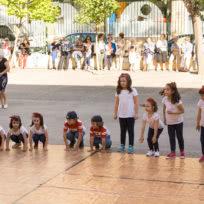 Exhibición de Baile Moderno Infantil de la Escuela de Baile el Almacén
