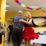Exhibición de Tango Argentino y Milonga, de la Escuela de Baile el Almacén.
