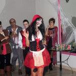 Fiesta de halloween en Escuela de Baile el Almacén, Zaragoza