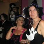 Fiesta de baile de baile en Halloween, en Escuela de Baile el Almacén, Zaragoza.