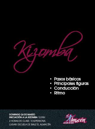 Taller de iniciación a la Kizomba