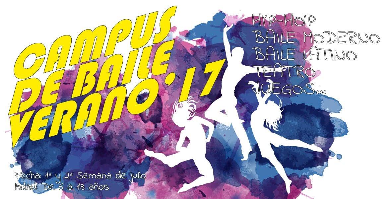 Campus de baile verano 2017