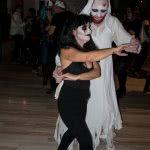 Gran fiesta de baile-Halloween 2017.