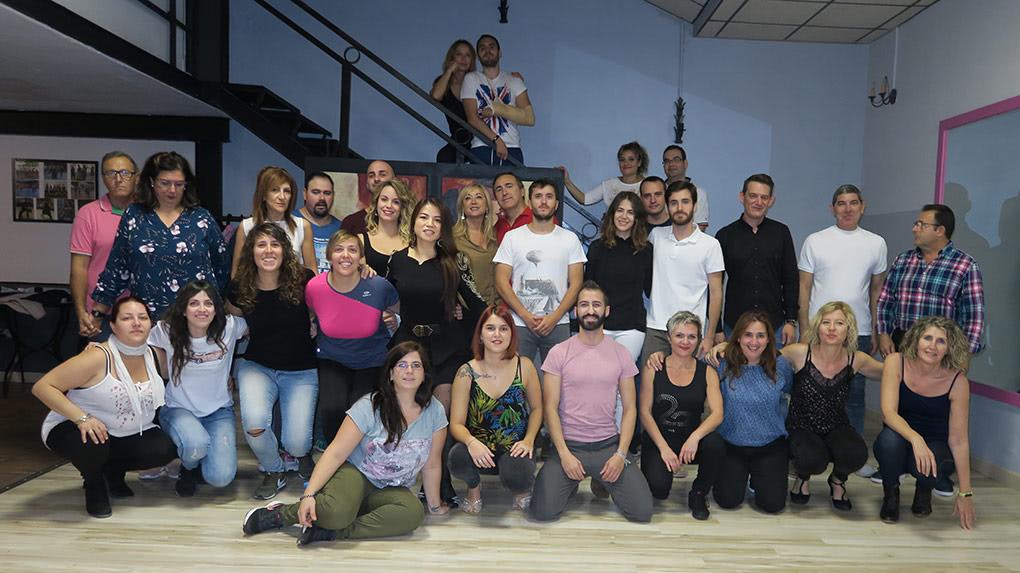 Taller gratuito de Kizomba en Escuela de Baile el Almacén.